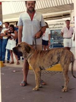 B - Jonas na Expo CAFIB-Rio - Nov-1.989