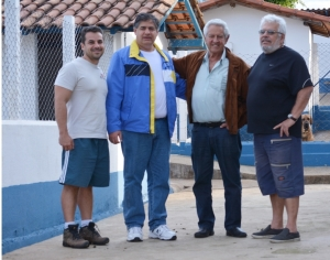 I - Fabiano Nunes, Gerson Junqueira, Benedito Lima Neto e Jonas