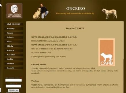 Canil Onceiro