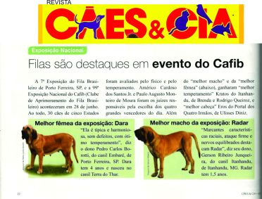 Revista Cães & Cia.